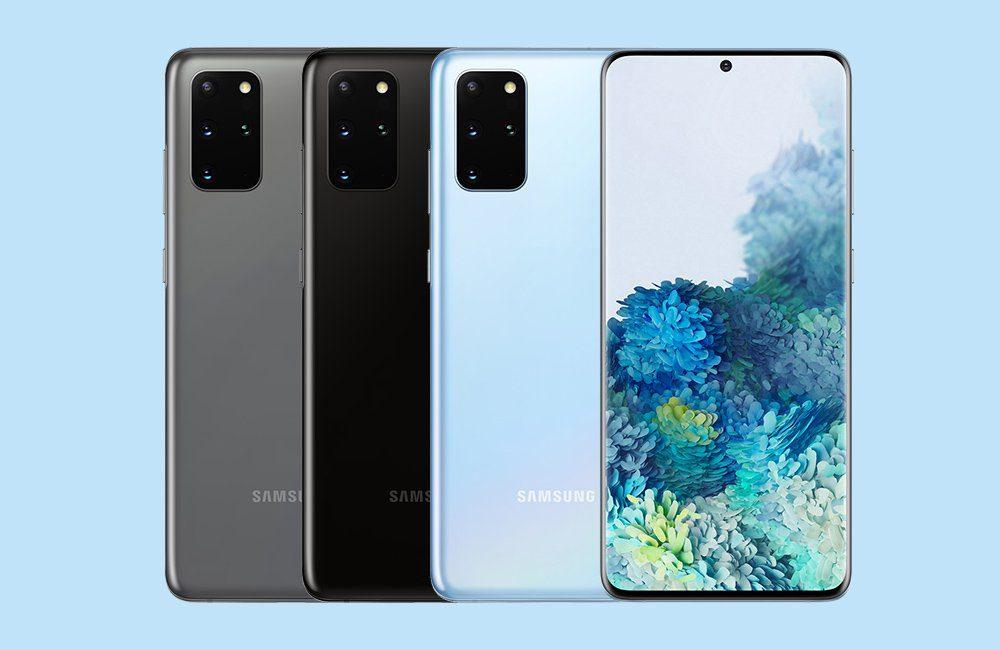 Samsung Galaxy S20+ Price In Nepal
