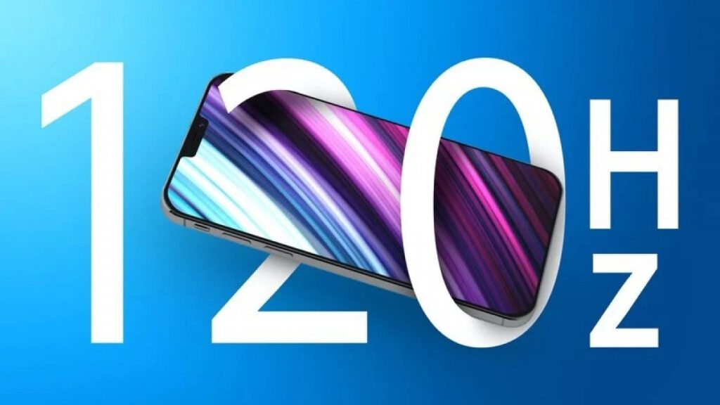 iphone 13 120hz amoled