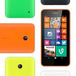 Nokia Lumia 630 Colours