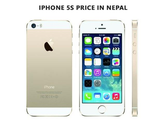 iphone 4s price in nepal