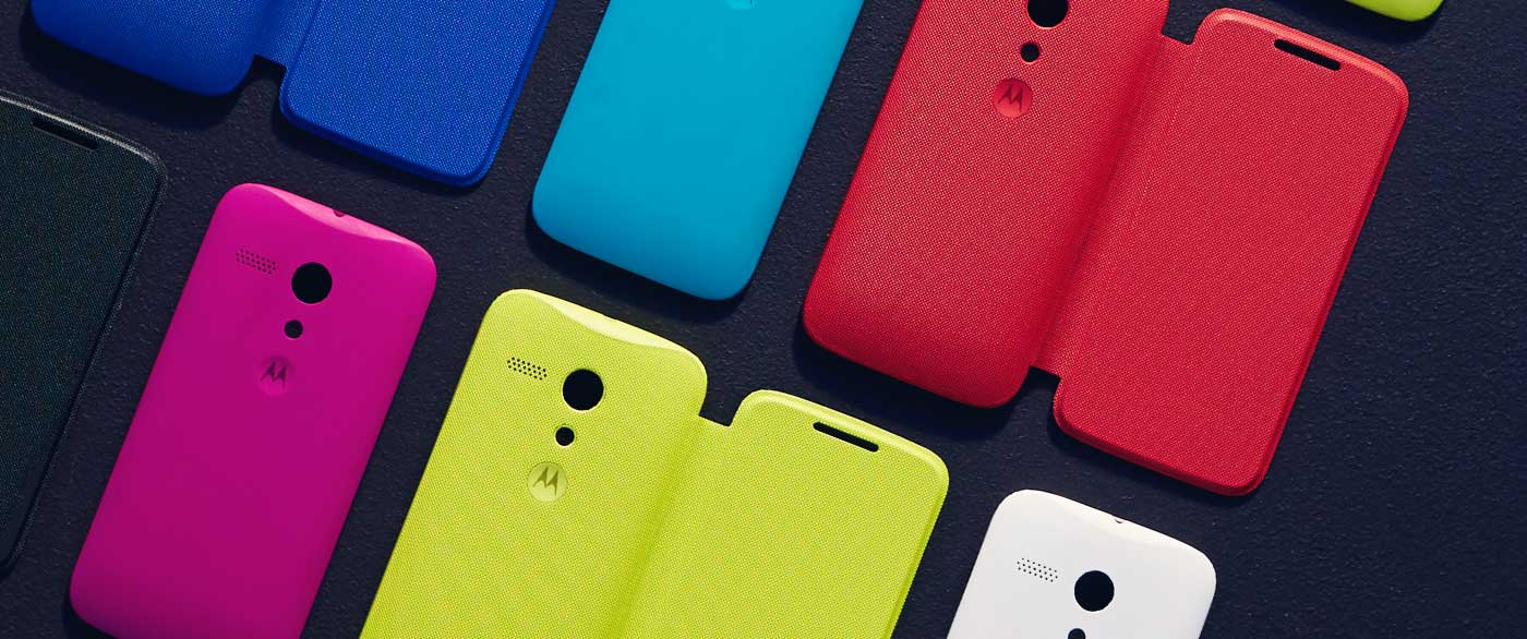 Как выбрать цвет смартфона