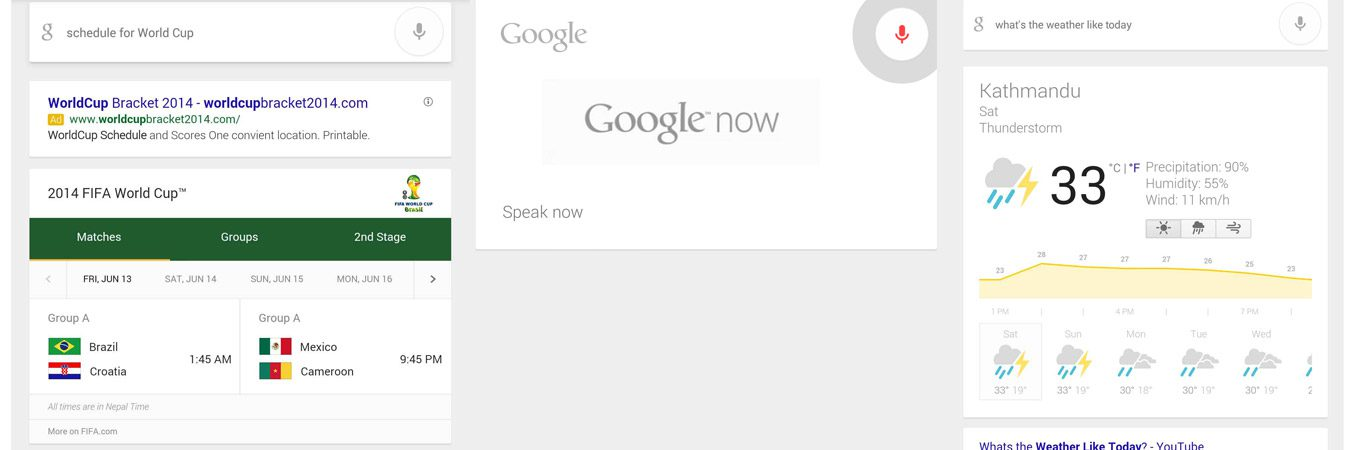 Google Now – A helpful app in need