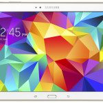 Samsung Galaxy Tab S 10.5 in Dazzling White