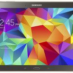 Samsung Galaxy Tab S 10.5 in Titanium Bronze