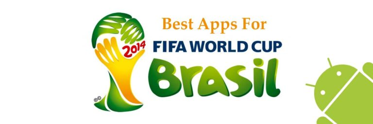 best apps for world cup 2014