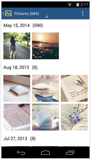 tomi file manager Photo