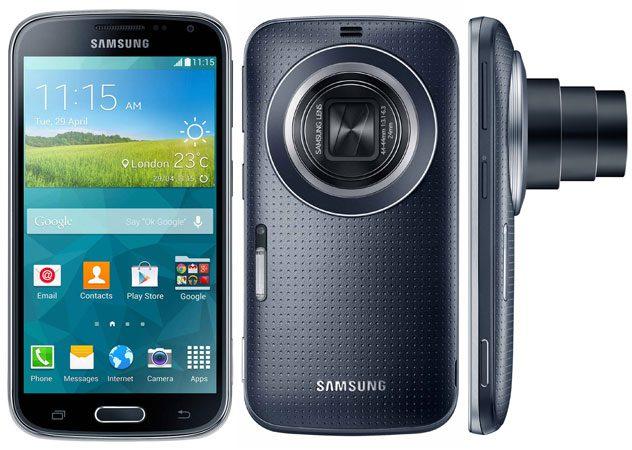Price of Samsung Galaxy K Zoom in Nepal