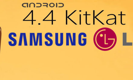 Android KitKat Updates for Samsung And LG's phones