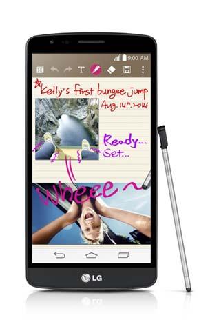 LG G3 Stylus in Nepal