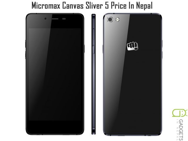 Micromax Canvas Sliver 5 Price In Nepal