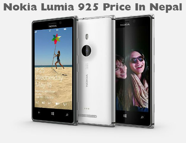 Nokia Lumia 925 price in Nepal