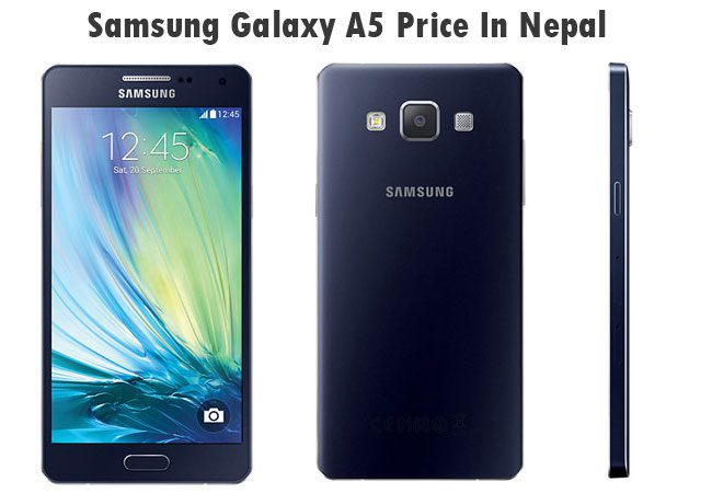 Samsung Galaxy A5 price in Nepal