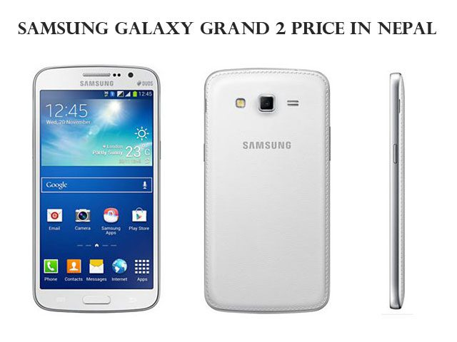 Samsung Galaxy Grand 2 price in Nepal