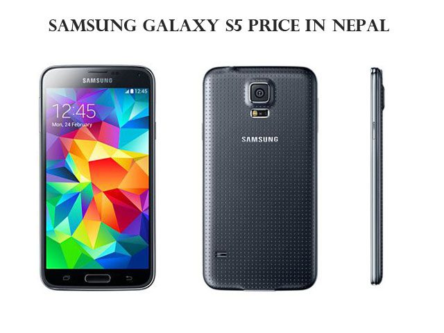 Samsung Galaxy S5 Price In Nepal | Gadgets In Nepal