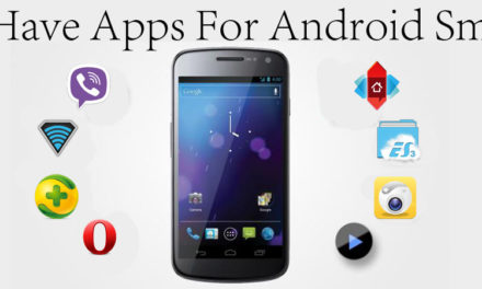 8 Must-Have Apps For Android Smartphone