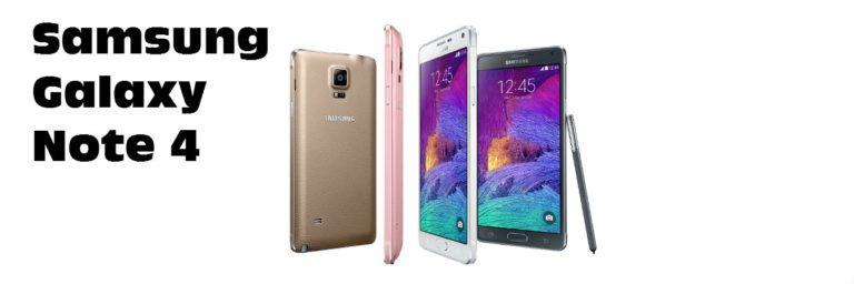 Samsung Galaxy Note 4 specs and price