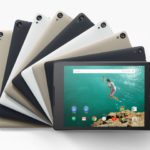 Google Nexus 9 Colors