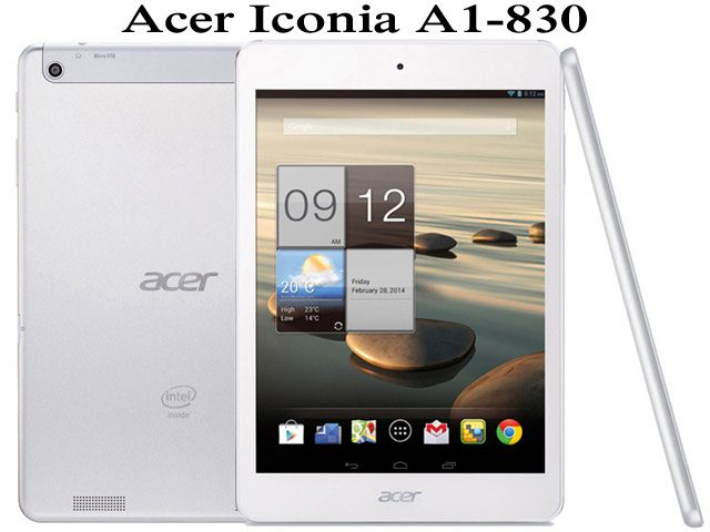 Acer Iconia A1-830 price in Nepal