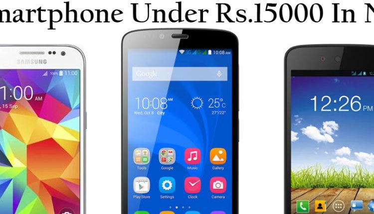 Best Smartphone Under Rs.15000 In Nepal