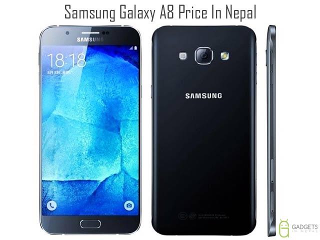 Samsung Galaxy A8 Price In Nepal