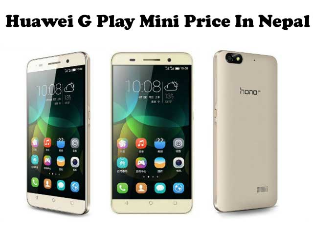 huawei phones price list. huawei g play mini price in nepal phones list