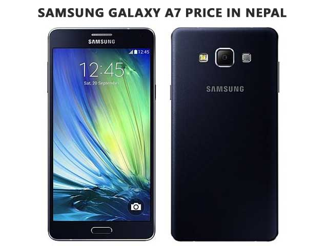 Samsung Galaxy A7 Price In Nepal