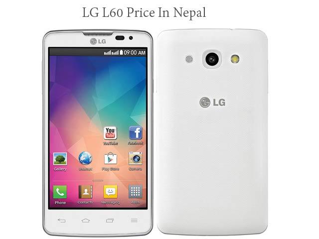 LG L60 price in Nepal