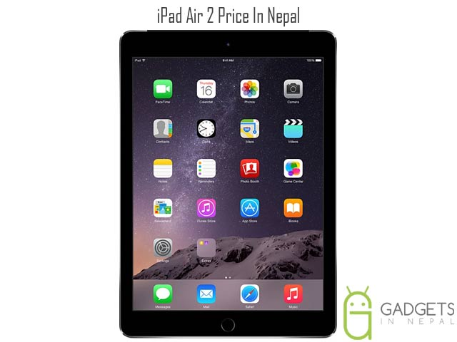 iPad Air 2 price in Nepal