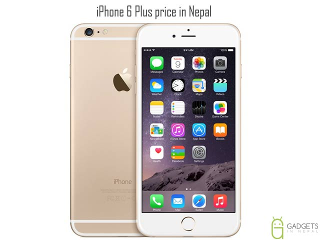 iphone 6 plus prices iphone iphone 6 plus price in nepal 5079