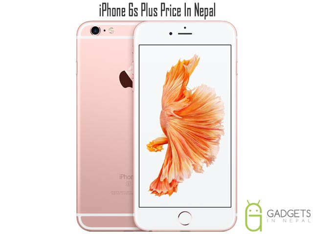 iPhone 6s Plus Price In Nepal