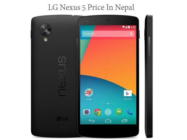 LG Nexus 5 price in Nepal