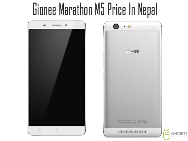 gionee marathon m5 price in nepal out the