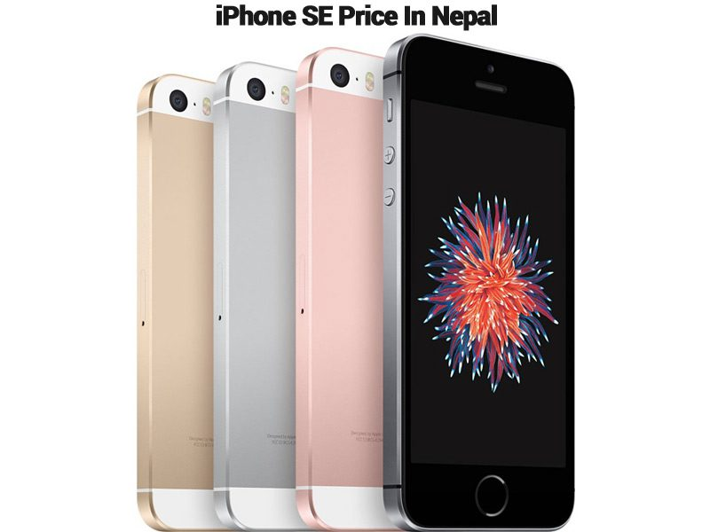 iPhone SE Price In Nepal
