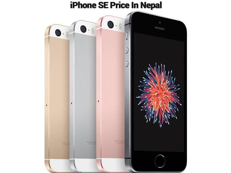 iPhone SE Price In Nepal