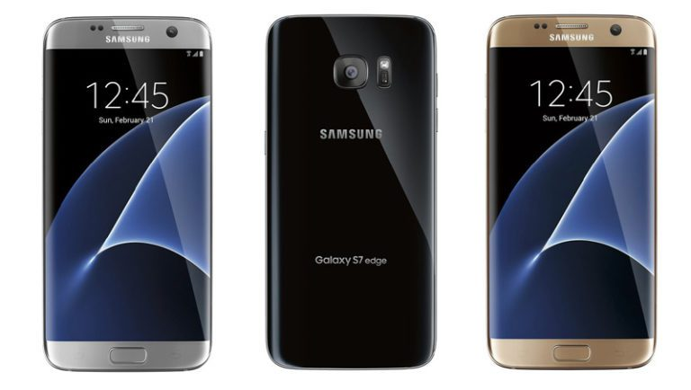 Samsung Galaxy S7 And Galaxy S7edge Leaked Photos And Specs