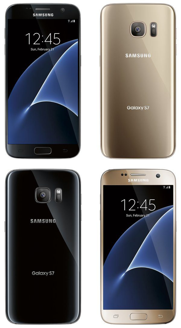Samsung Galaxy S7 leaked render photo