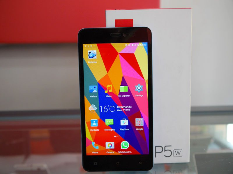 Gionee P5w Price In Nepal