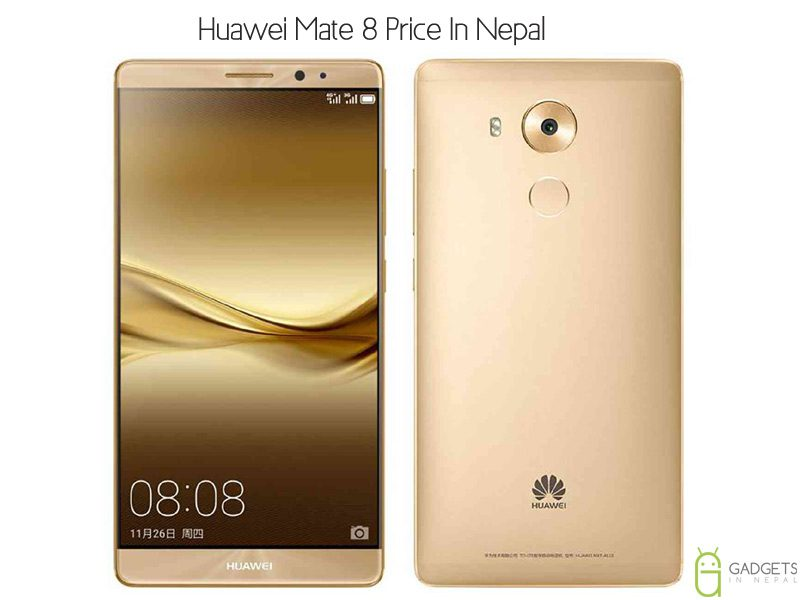 Huawei Mate 8 Price In Nepal