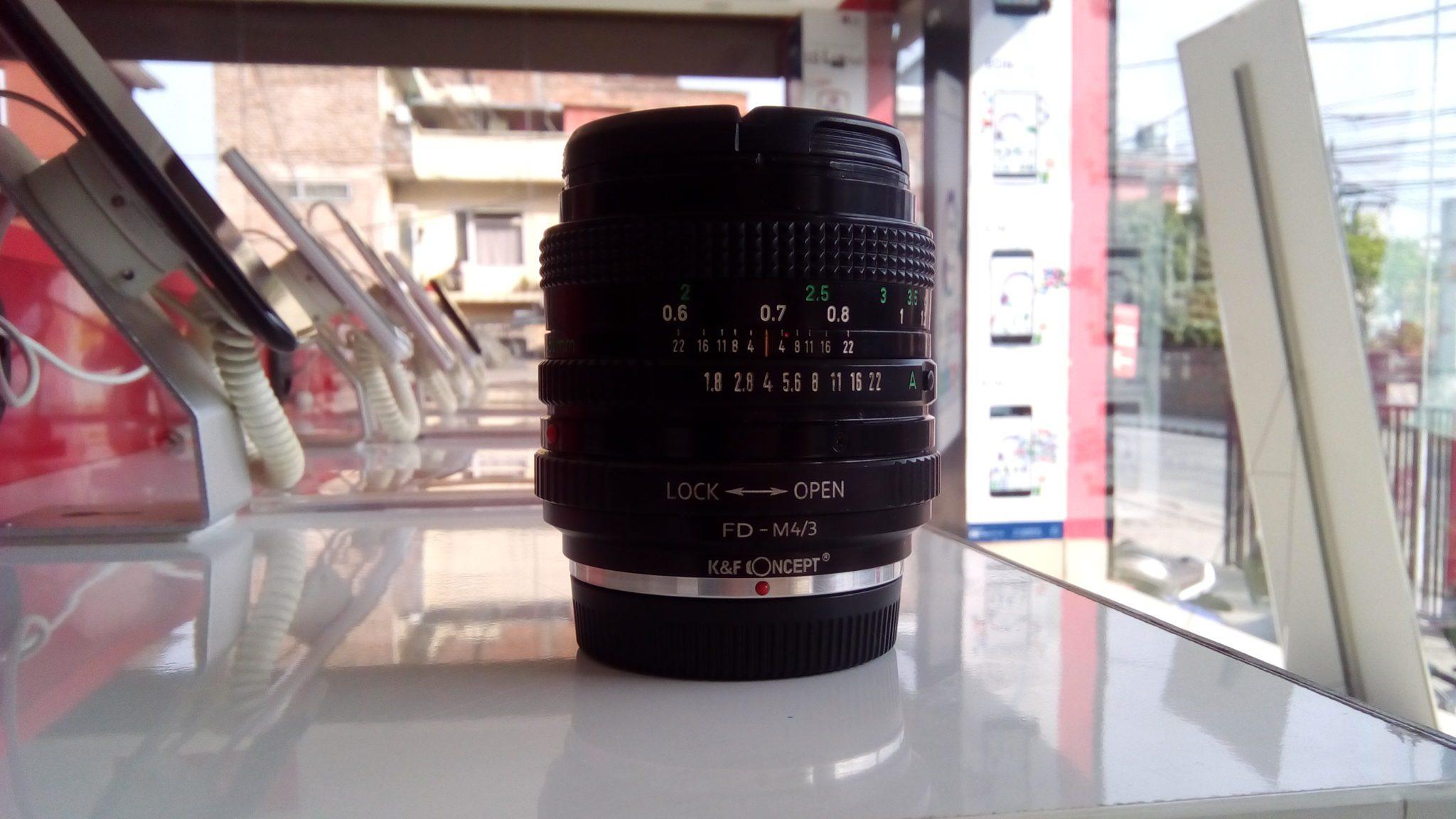 CG EON Edge Camera Sample 1