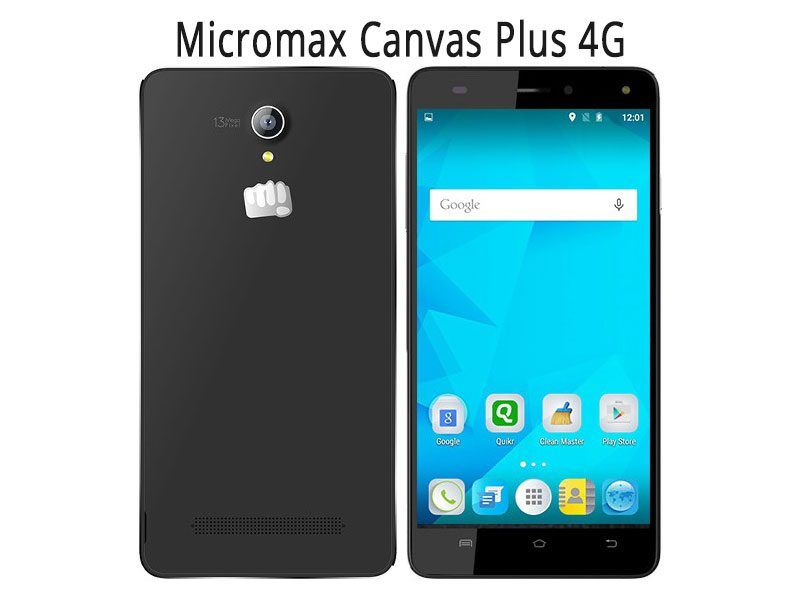Micromax Canvas Plus 4G Price In Nepal
