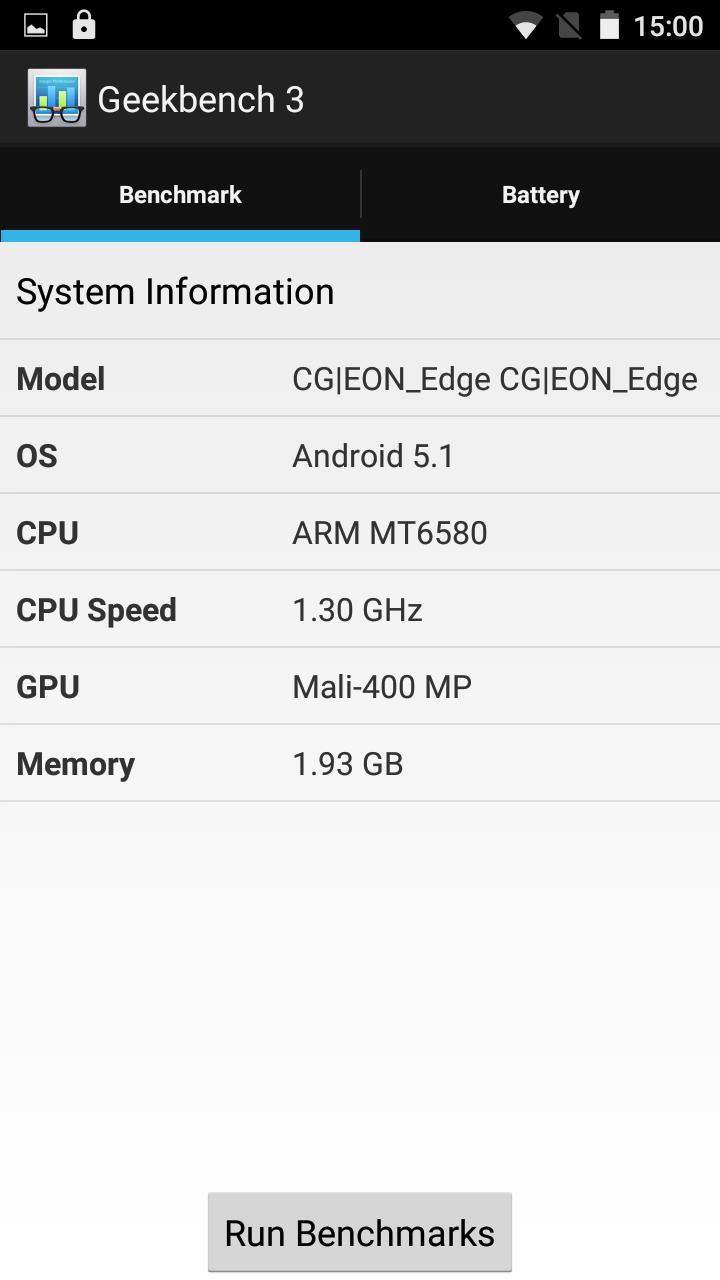 CG EON Edge Hardware