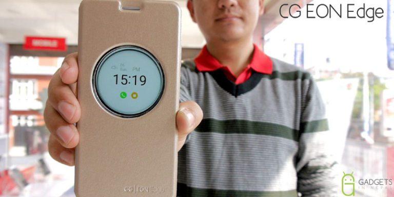 CG EON Edge price in Nepal