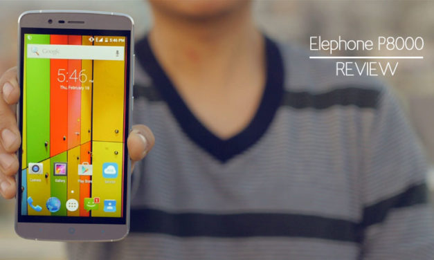 Elephone P8000 Price In Nepal – Review