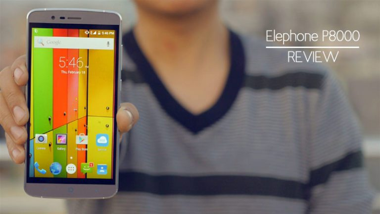 Elephone P8000 Price In Nepal