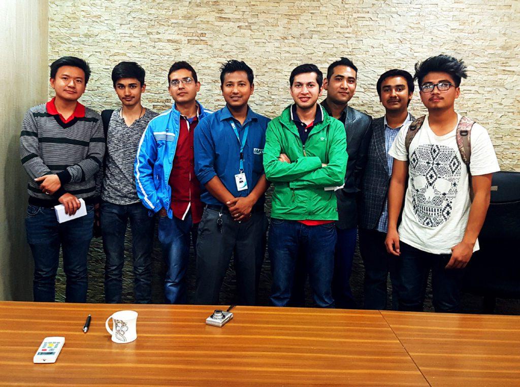 Samsung Galaxy S7 Blogger Meet