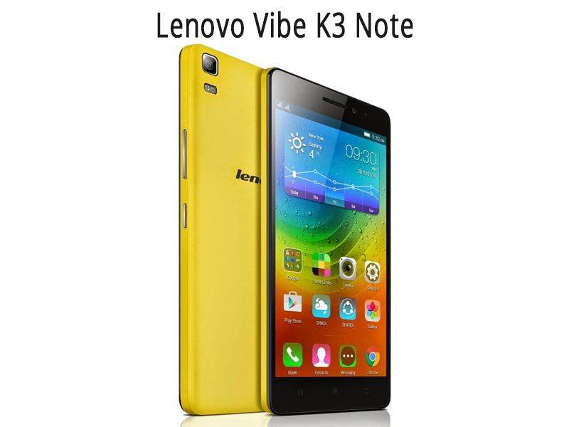 Lenovo Vibe K3 Note Price In Nepal