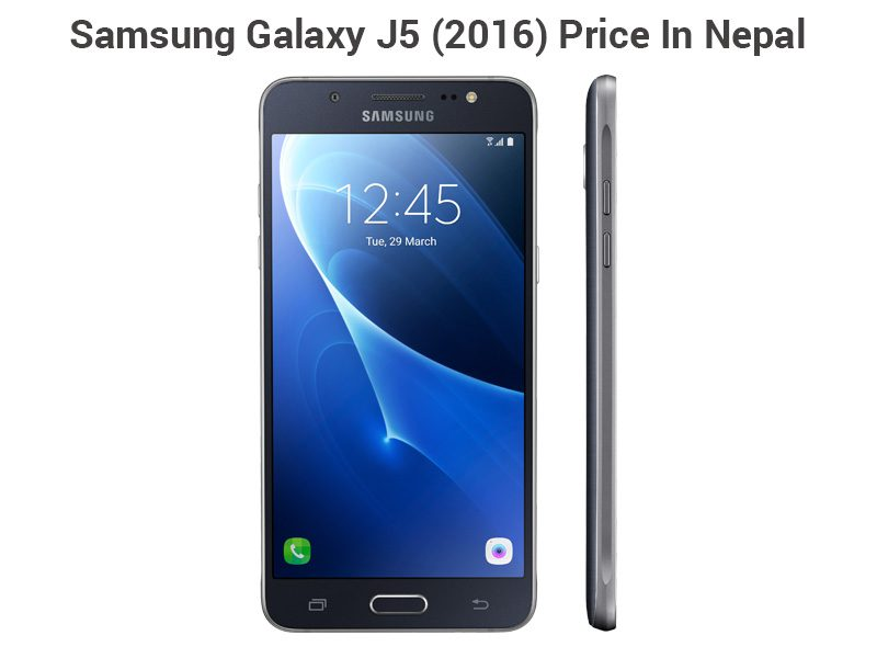 Samsung Galaxy J5 (2016) price in Nepal
