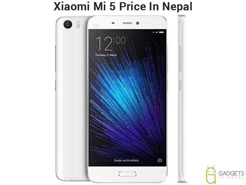 Mi 5 Price In Nepal