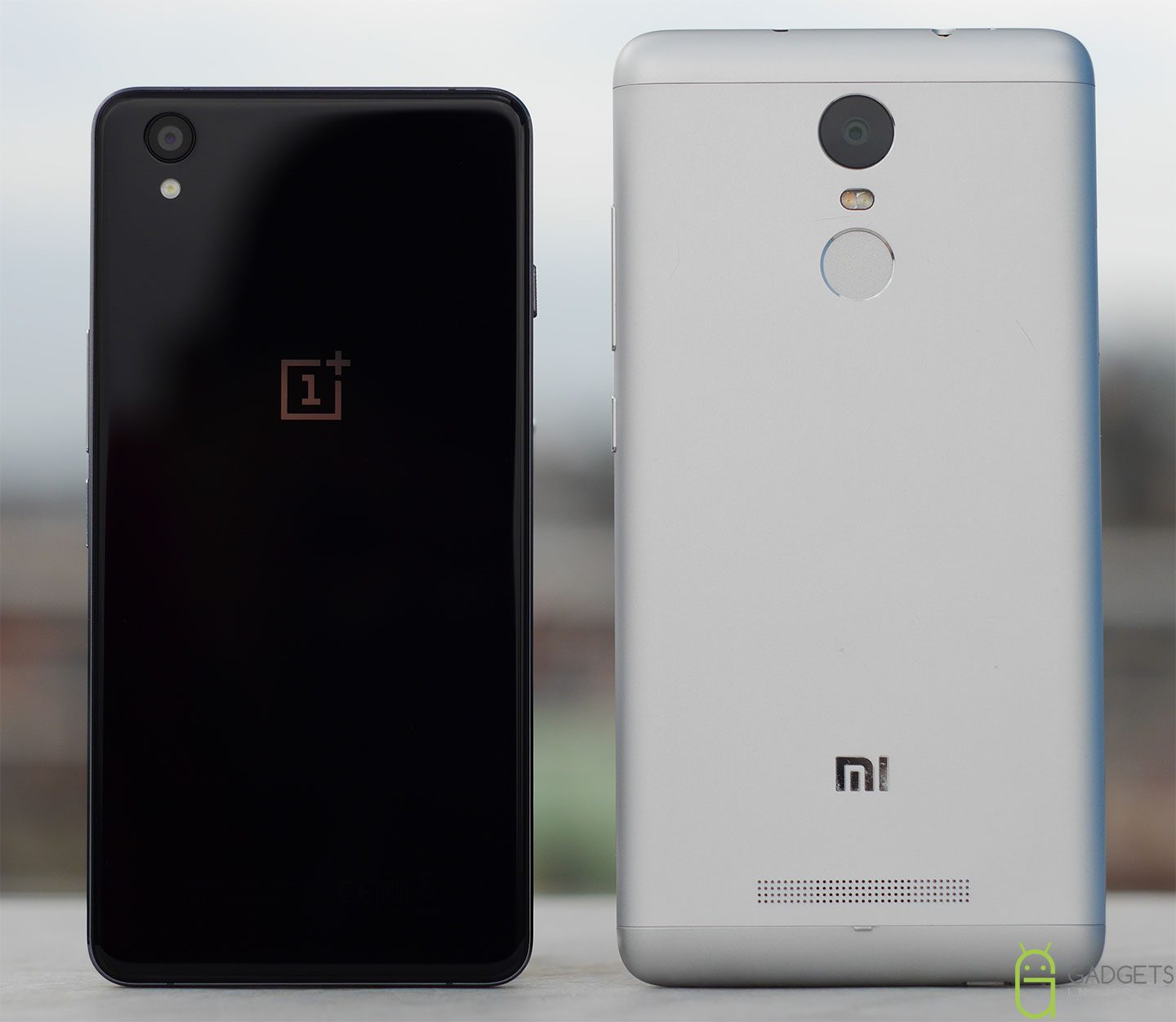 Oneplus X vs Redmi Note 3