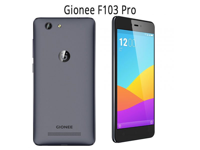 Gionee F103 Pro Price In Nepal